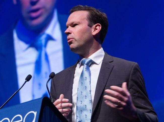 Matt Canavan Minister of Resources Northern Australia