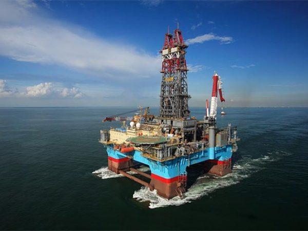 Maersk Developer Maersk Drilling