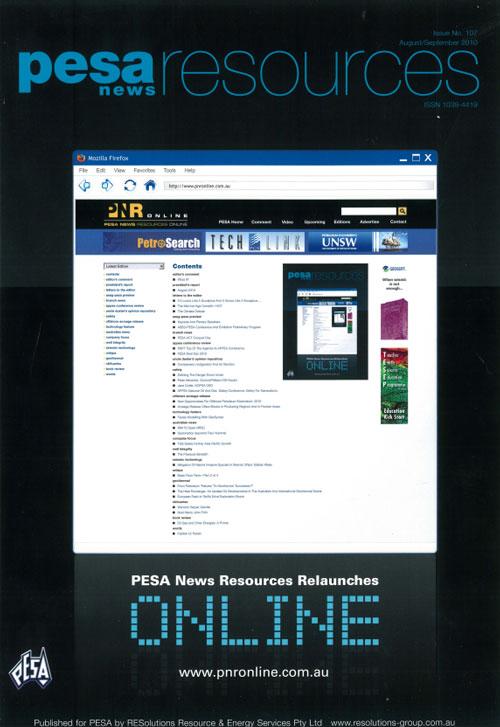PESA News Issue 107