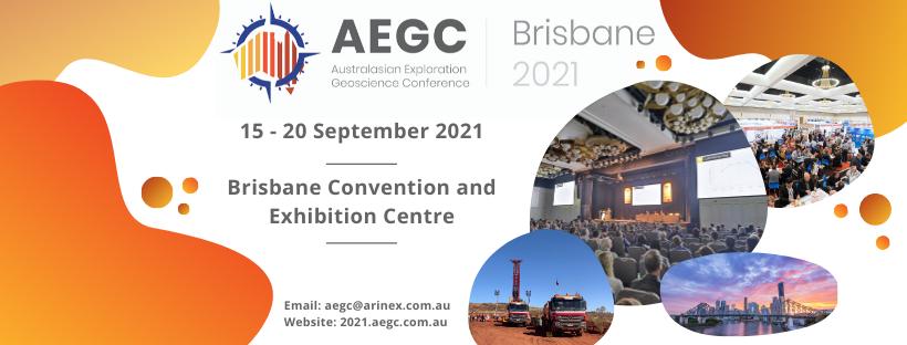 Save the Date - AEGC 2021