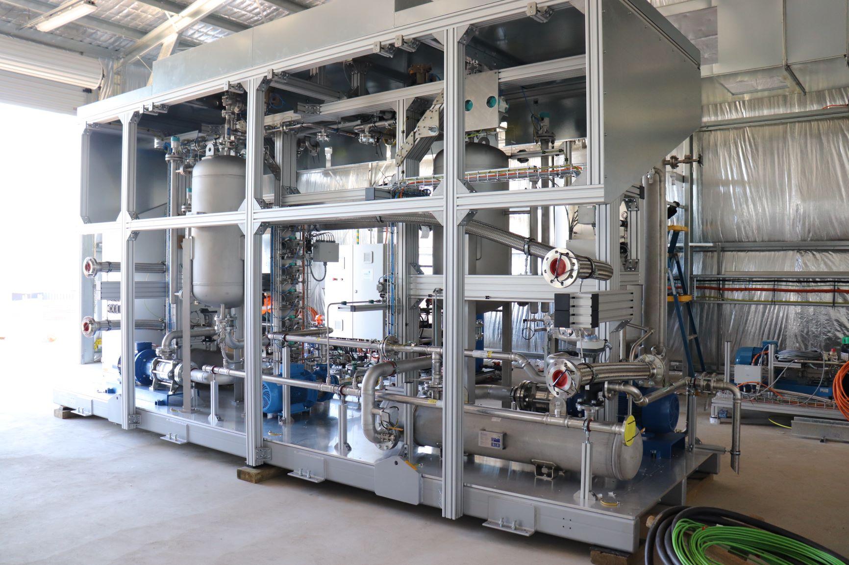 AGN Hydrogen Plant Adelaide
