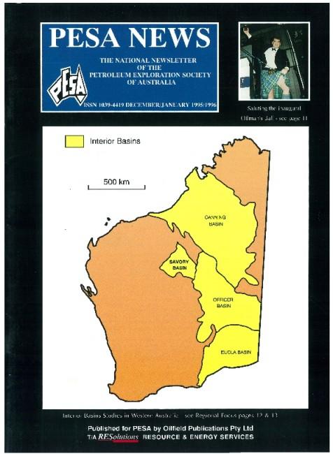 Regional Focus: Interior Basins Studies in Western Australia – Geological Survey of Western Australia