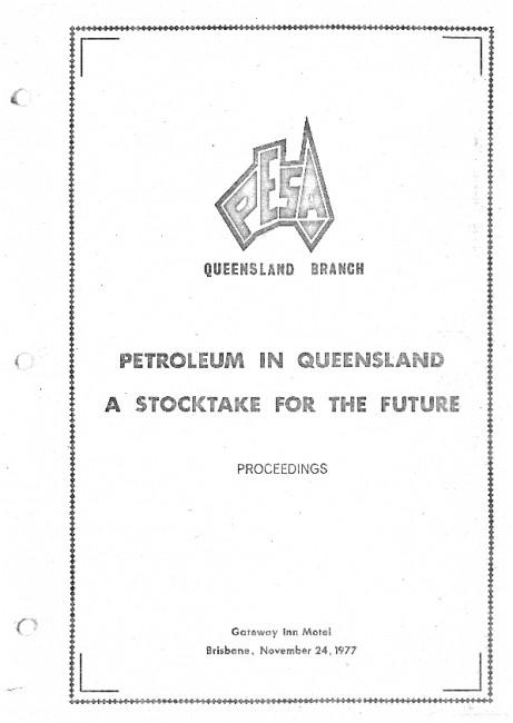 Current Queensland Drilling & Completion Practices