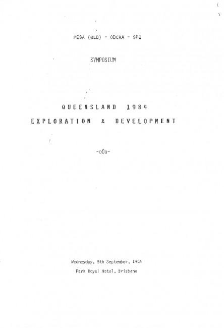 PESA(QLD)-ODCAA-SPE Symposium – Exploration & Development