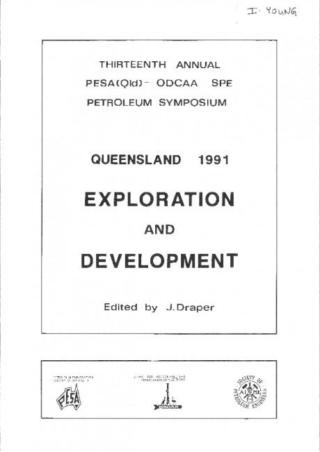Petroleum Exploration and Development in Queensland 1990-91
